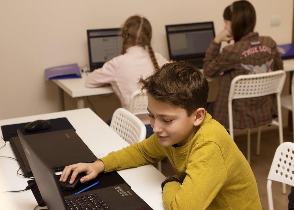 Школа программирования для детей
